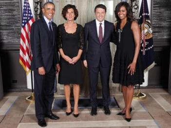 Scambi di coppia alla Casa Bianca.