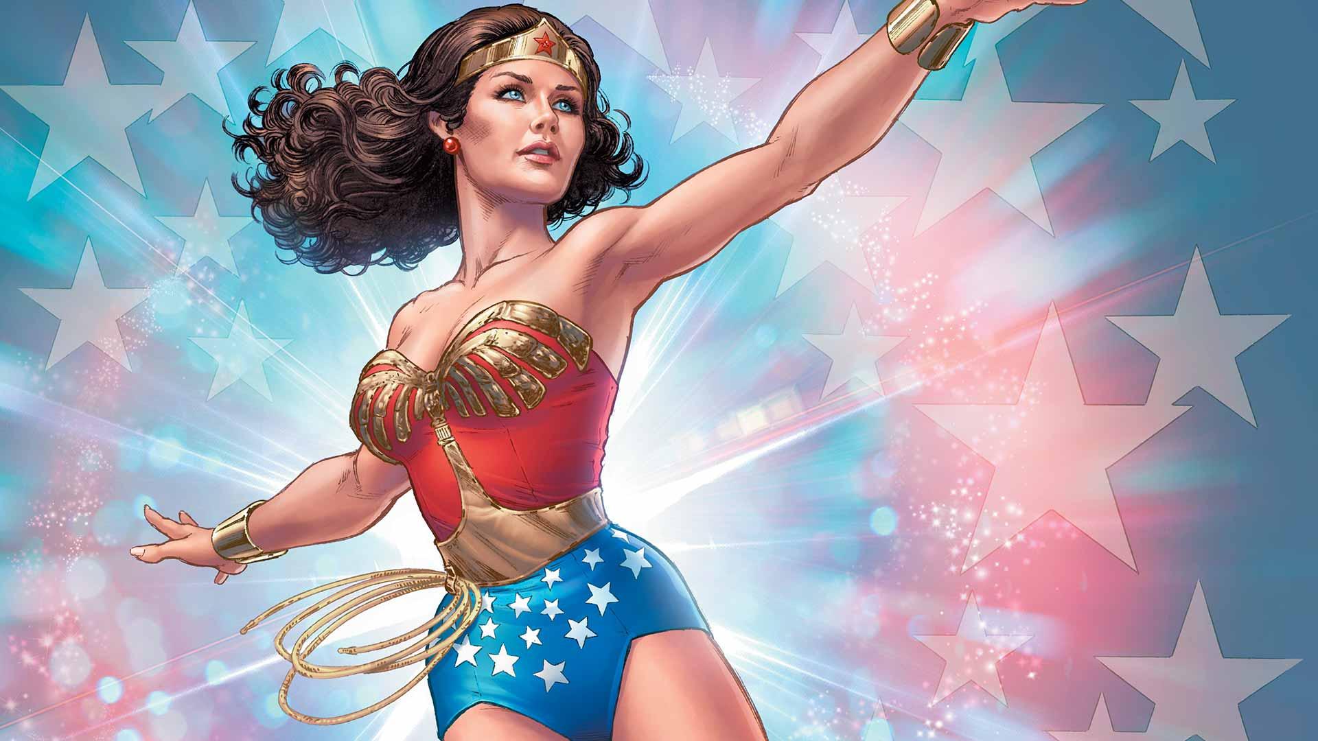 Alpha Wonder Woman